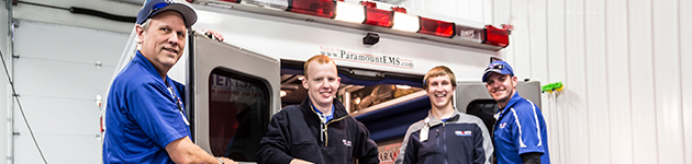 Paramount Ambulance Employment