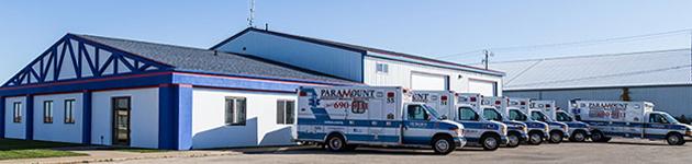 Paramount Ambulance Service
