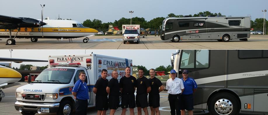 Paramount Ems Emergency Ambulance Service Serving