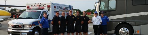 Paramount Ambulance Stand-Bys